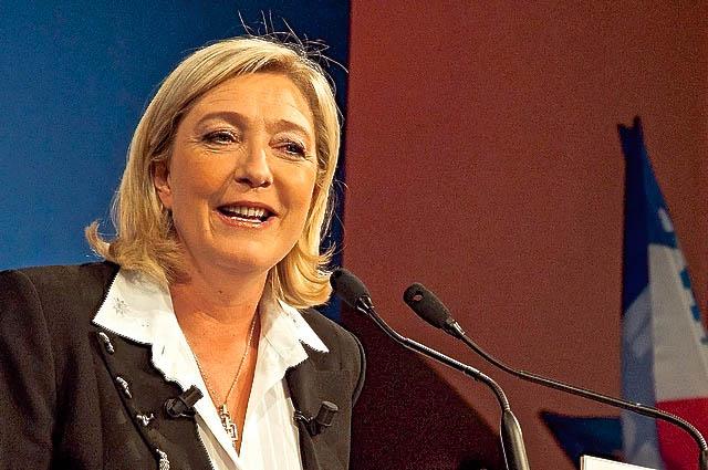 Marine Le Pen. France, 2012.
