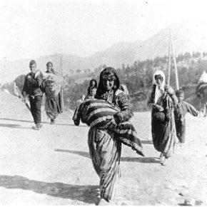 Armenian genocide, 1915.