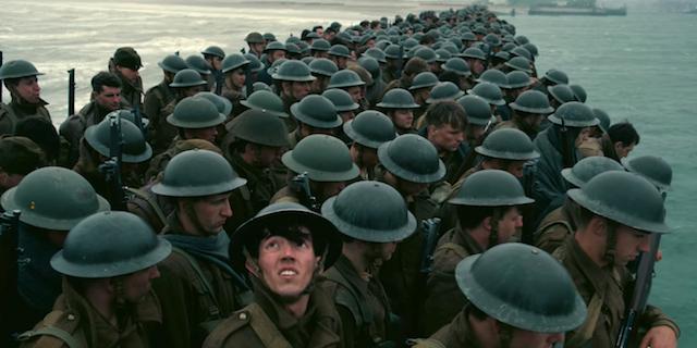Screenshot from Dunkirk (2017)