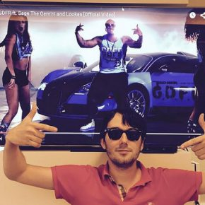 Martin Shkreli, hip-hop fan.