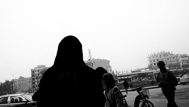 Raqqa, November 2012.