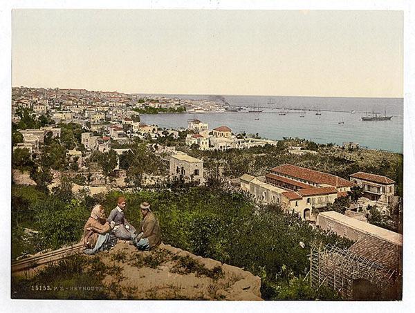 19th century Aleppo.